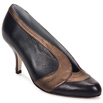 Παπούτσια Γυναίκα Γόβες Fred Marzo MADO BOOT Lamé / BRONZE