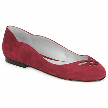 Παπούτσια Γυναίκα Μπαλαρίνες Fred Marzo MOMONE FLAT Bordeaux