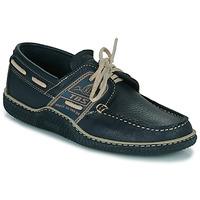 Παπούτσια Άνδρας Boat shoes TBS GLOBEK Marine