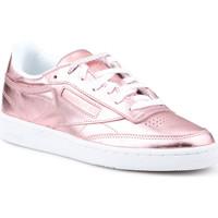 Παπούτσια Γυναίκα Χαμηλά Sneakers Reebok Sport Club C 85 S Shine CN0512 pink