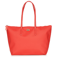 Τσάντες Γυναίκα Cabas / Sac shopping Lacoste L 12 12 CONCEPT Red
