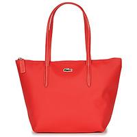 Τσάντες Γυναίκα Cabas / Sac shopping Lacoste L 12 12 CONCEPT Red