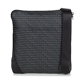 Τσάντες Άνδρας Pouch / Clutch Armani Exchange TROUDIME Grey