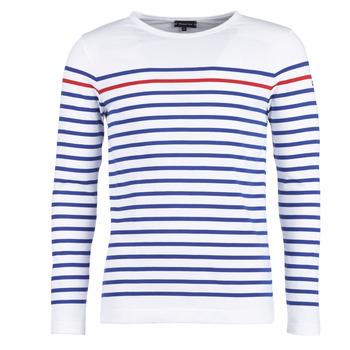 Μπλουζάκια με μακριά μανίκια Armor Lux YAYAYOUT Σύνθεση: Βαμβάκι