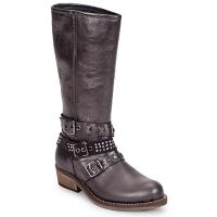 Παπούτσια Κορίτσι Μπότες για την πόλη Hip NIEGRA Brown