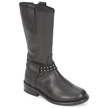 Παπούτσια Κορίτσι Μπότες Hip GRABI Black