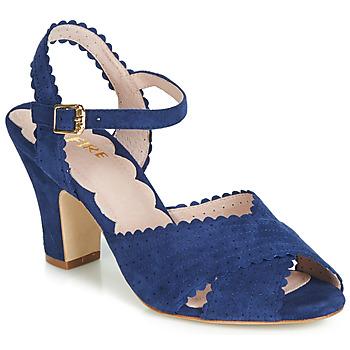 Παπούτσια Γυναίκα Σανδάλια / Πέδιλα Miss L'Fire BEATRIZ Μπλέ