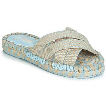 Παπούτσια Γυναίκα Σανδάλια / Πέδιλα Miss L'Fire BOHEME Beige