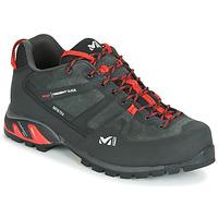 Παπούτσια Άνδρας Χαμηλά Sneakers Millet TRIDENT GUIDE GTX Black / Red