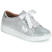 Παπούτσια Γυναίκα Χαμηλά Sneakers Cristofoli ARE Silver
