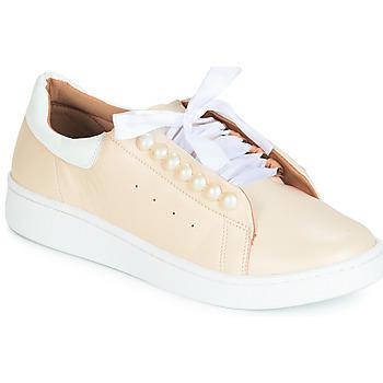 Παπούτσια Γυναίκα Χαμηλά Sneakers Cristofoli HOULI Beige
