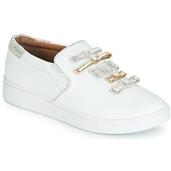 Παπούτσια Γυναίκα Slip on Cristofoli JOLA Άσπρο