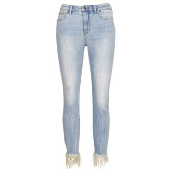 0362950878 Υφασμάτινα Γυναίκα Jeans 3 4   7 8 Armani Exchange HELBAIRI Μπλέ   clair