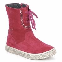 Παπούτσια Κορίτσι Μπότες Naturino VELOUR Raspberry