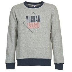 Υφασμάτινα Άνδρας Φούτερ Yurban CEDRIC Grey