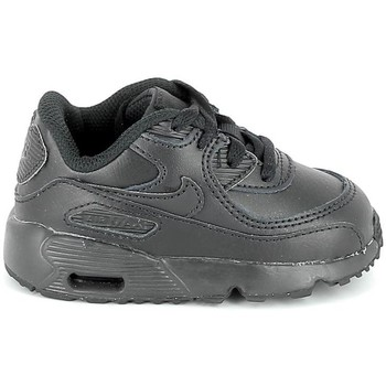 Xαμηλά Sneakers Nike Air Max 90 Cuir BB Noir 1007484050018 [COMPOSITION_COMPLETE]