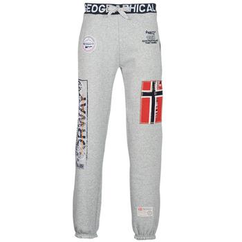 Υφασμάτινα Άνδρας Φόρμες Geographical Norway MYER Grey