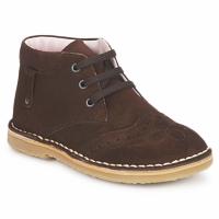 Παπούτσια Κορίτσι Μπότες Cacharel HARRY Brown