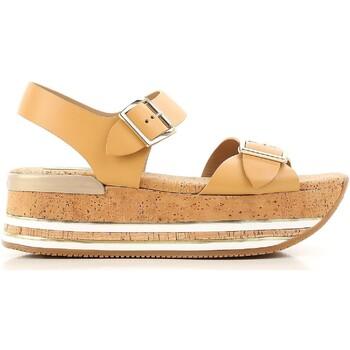 Παπούτσια Γυναίκα Σανδάλια / Πέδιλα Hogan HXW3540AA40D0WC611 beige