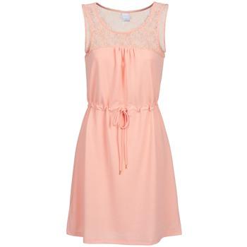 Υφασμάτινα Γυναίκα Κοντά Φορέματα Vero Moda ZANA ροζ