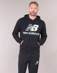 Υφασμάτινα Άνδρας Φούτερ New Balance NB SWEATSHIRT Black