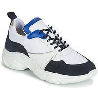Παπούτσια Γυναίκα Χαμηλά Sneakers Ikks RUNNING Άσπρο