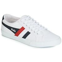 Παπούτσια Άνδρας Χαμηλά Sneakers Gola VARSITY Άσπρο