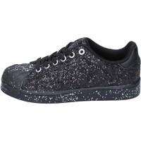 Παπούτσια Κορίτσι Χαμηλά Sneakers Solo Soprani BT294 Μαύρος