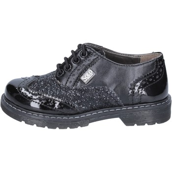 Παπούτσια Κορίτσι Derby Solo Soprani BT296 Μαύρος