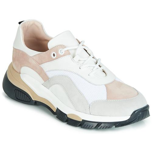Παπούτσια Γυναίκα Χαμηλά Sneakers Tosca Blu KELLY Άσπρο / Beige