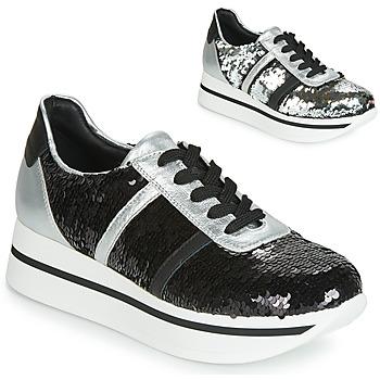Παπούτσια Γυναίκα Χαμηλά Sneakers Tosca Blu ANDREA Black
