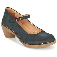 Παπούτσια Γυναίκα Γόβες El Naturalista AQUA Black