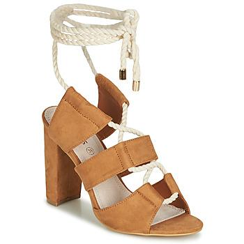 Παπούτσια Γυναίκα Σανδάλια / Πέδιλα Cassis Côte d'Azur DON Brown