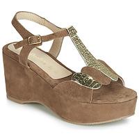 Παπούτσια Γυναίκα Σανδάλια / Πέδιλα Lola Espeleta NAWELLE Brown