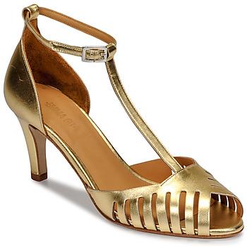 Παπούτσια Γυναίκα Σανδάλια / Πέδιλα Emma Go JOELLE Gold