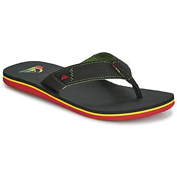 Παπούτσια Άνδρας Σαγιονάρες Quiksilver MOLOKAI ABYSS M SNDL XGKG Black