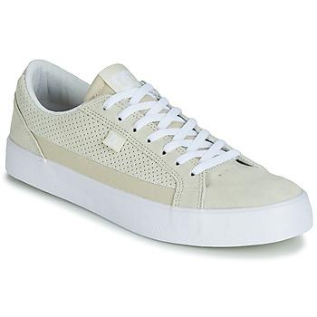 Παπούτσια Άνδρας Χαμηλά Sneakers DC Shoes LYNNFIELD SE M SHOE SFW Άσπρο