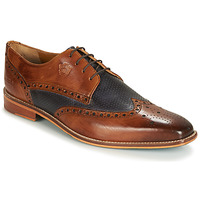 Παπούτσια Άνδρας Derby Melvin & Hamilton MARTIN 16 Brown / Μπλέ