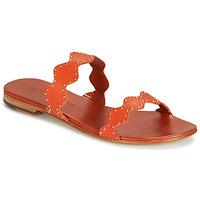 Παπούτσια Γυναίκα Σανδάλια / Πέδιλα Melvin & Hamilton HANNA 46 Orange