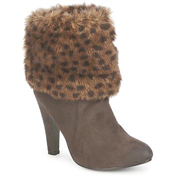 Παπούτσια Γυναίκα Μποτίνια StylistClick JOYCE Brown