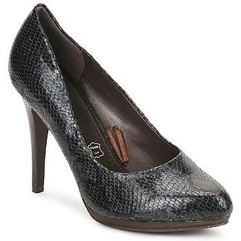 Παπούτσια Γυναίκα Γόβες StylistClick PALOMA Black / Python