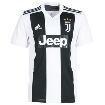 T-shirt με κοντά μανίκια adidas JUVE JERSEY Σύνθεση: Πολυεστέρας