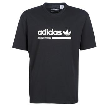 Υφασμάτινα Άνδρας T-shirt με κοντά μανίκια adidas Originals SNAPI Black