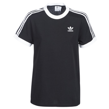 T-shirt με κοντά μανίκια adidas 3 STRIPES TEE Σύνθεση: Βαμβάκι