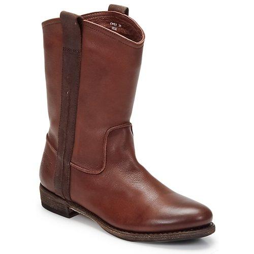 Παπούτσια Άνδρας Μπότες Blackstone BOLOGNA HORSES Brown