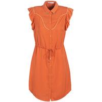 Υφασμάτινα Γυναίκα Κοντά Φορέματα LPB Woman AZITARTE Corail