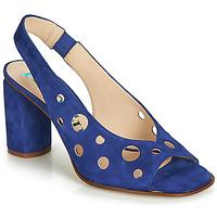 Παπούτσια Γυναίκα Σανδάλια / Πέδιλα Paco Gil BALI Μπλέ