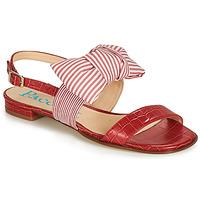 Παπούτσια Γυναίκα Σανδάλια / Πέδιλα Paco Gil BOMBAY Red