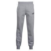 Υφασμάτινα Άνδρας Φόρμες Puma SWEAT PANT Grey