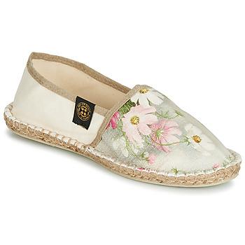 Παπούτσια Γυναίκα Εσπαντρίγια Art of Soule BOHEME Beige / Fleur